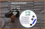 Tecido Anticorrosão de alto desempenho RFID UHF Lavandaria Tag para o Workshop de fábrica
