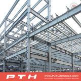 Einzelne Steigung-Stahlkonstruktion für grünes Haus