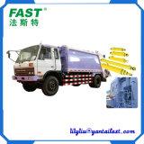 압축 차량 패물 트럭을%s 유압 렘 실린더