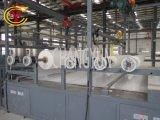 Painel de plástico reforçado com fibra de linha de produção do Rolo