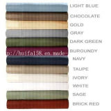 Amazon Vente chaude 1800 literie de qualité égyptien Bedsheet Multi Color