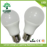 3W 5W 7W 9W 12W Aluminum Plus Plastic DEL Bulb Light