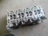 De Cilinderkop van Suzuki K10b