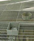 Решетка горячего DIP гальванизированная стальная для пола платформы стальной структуры