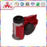車の部品のための12V赤いカラー空気ポンプスピーカーの角