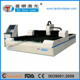 Doppio di CNC che guida la tagliatrice del laser del metallo della fibra