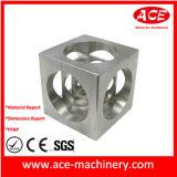 Maquinaria de giro do CNC da peça da elevada precisão