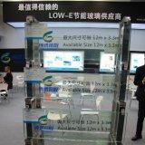 Пользовательский размер 10-19мм большим закаленного ламинированного стекла