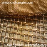 鉱山および炭鉱で使用されるひだを付けられた金網