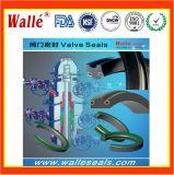 Solutions d'étanchéité pour l'industrie du pétrole et du gaz