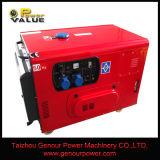 저잡음 Time Powerful 10 kVA Diesel Generator를 길 달리십시오