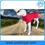 Media di alta qualità e cappotto grande del cane dei vestiti dell'animale domestico
