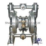 """3/8 """" pneumatische Membranpumpe der Eingangs-/Anschluss-doppelte Methoden-Bml-10 für Drucken"""