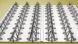 Staal-staaf het Blad van Decking van de Bundel voor Vloer Decking