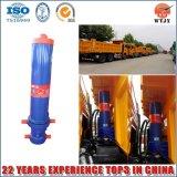 Beste Preis-Vorderseite-hydraulischer teleskopischer Zylinder für das Spitzen von LKW