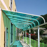3mm Polycarbonate Solid Sheet con Bayer 100% Virgin Materials