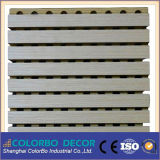 MDF Wall Board Perforated Sound - 흡수 Acoustic Panel