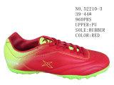 No 52210 упаковка мешка ботинок ботинок футбола людей Stock