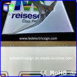 "24""x36"" a caixa de luz LED LED da estrutura de alumínio elegante caixa de Luz (2800)"