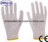 Стороны защитные перчатки из хлопка