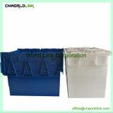 Hochleistungsumsatz-Plastikbeweglicher Schüttgutcontainer mit Kappe