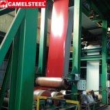 La construcción en acero galvanizado de acero prebarnizado