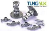 2017 parti di alluminio lavoranti personalizzate di CNC di precisione