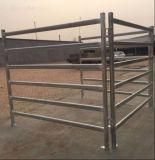 El panel resistente del caballo de Australia 6rails/el panel de las ovejas/el panel usado del ganado