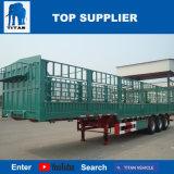 Asse del veicolo 3 del titano comitati di parete del rimorchio del camion del carico da 60 tonnellate