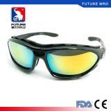 Antireflet Anti-Scratch anti-UV Lunettes de protection de l'oeil de la sécurité de travail