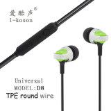 이어폰을 취소하는 OEM 로고 중국 에서 귀 소음