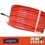 Senphus Silicone Rubber Heating Cable/Wire (0.1~10000ohm/m)