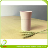 Haute qualité Degradable Eco Friendly Watering Plastic Mug