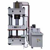 Modelação Coluna quatro prensa hidráulica para a Alimentação Animal