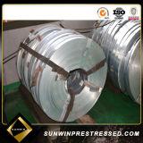 Tôles d'acier galvanisées pour le conduit ondulé