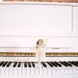 섬유판 Shell Carod Upright Piano 123cm