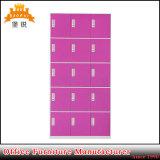 De 15-deur van de gymnastiek de Populaire Kleurrijke Kast van de Gymnastiek van het Metaal