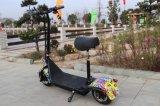 """2017 """"trotinette"""" novo da mobilidade do projeto 48V 500W Citycoco"""