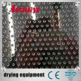 Qualidade de alto vácuo contínuo estática máquina de secagem do leito fluido