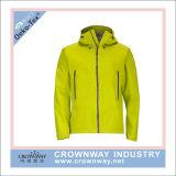 Куртка облегченного дождя Windproof водоустойчивая для людей