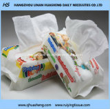 Seco toallitas húmedas para bebés, tejido facial, facial toalla, de algodón faciales toallitas secas para el bebé