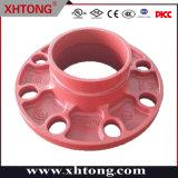 Adattatore Grooved Falnge dell'accessorio per tubi per la giuntura