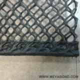 Sac en maille en ivoire en PEHD Cage en filet d'aquaculture pour pêcheur