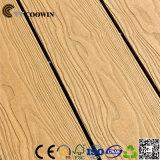 Tarjeta al aire libre del Decking del pino WPC de la madera de construcción plástica 150X25m m