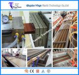 La fibre de bois PVC/PE WPC Profil Profil de ligne de production pour la palette, palette d'emballage des profils, des profils d'encadrement de porte