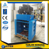 Máquina que prensa del manguito hidráulico del diámetro grande para la venta