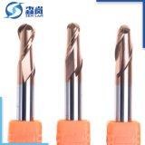 4 флейта карбид вольфрама мельницы со стороны производителя