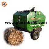 Presse à emballer de blé certifiée par ce de ferme de vente d'usine mettant en sac la presse ronde
