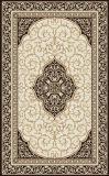 Handbüscheliger Wolle-Teppich
