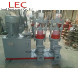 Grandes de alta presión hidráulica del cilindro de cerámica que fluye de la bomba de deslizamiento